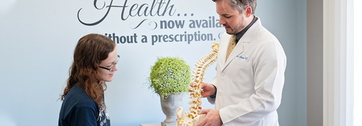 Chiropractor Colchester CT Aaron Casey